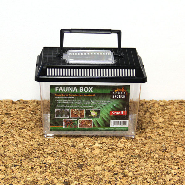Fauna Box - small 23 x 15 x 17 cm