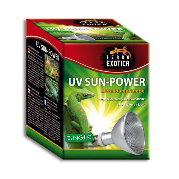 UV Sun-Power Jungle 50 Watt